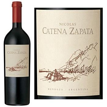 Bodegas Catena Zapata Nicolas Catena Zapata 2009 (750 ml)