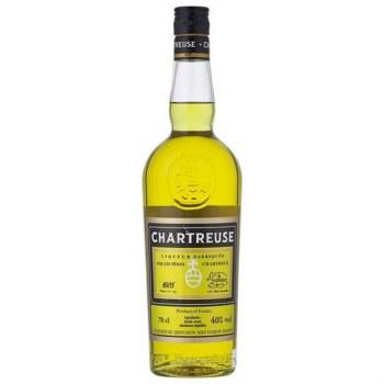 Chartreuse Yellow Liqueur (750 ml)