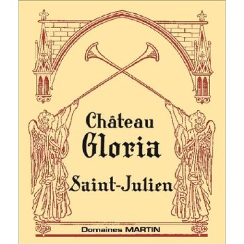 Chateau Gloria Saint Julien 2015 750 ml