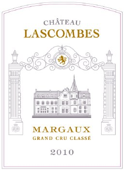 Chateau Lascombes Margaux 2010 (750 ml)