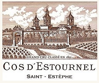 Chateau Cos d'Estournel 1996 (750 ml)