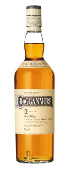 Cragganmore 12 Year Single Malt Scotch Whisky