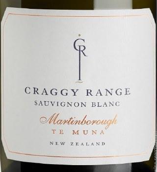 Craggy Range Te Muna Martinborough Sauvignon Blanc 2020