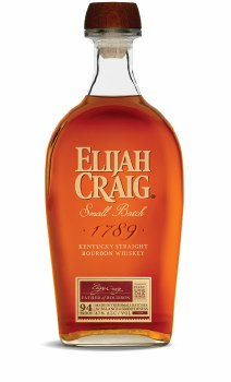 Elijah Craig Small Batch Bourbon Whiskey (750 ml)