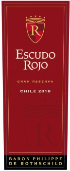 Escudo Rojo Gran Reserva 2018 750 ml