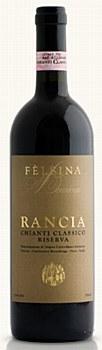 Felsina Rancia Chianti Classico Riserva 2010 375 ml