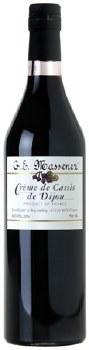 G.E. Massenez Creme de Cassis de Dijon (750 ml)