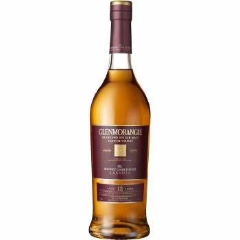 Glenmorangie Lasanta Sherry Cask Finish 12 Year Single Malt Scotch Whisky