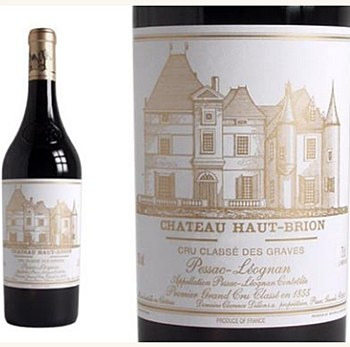 Chateau Haut Brion 2001 (750 ml)
