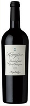 Hourglass Blueline Estate Cabernet Sauvignon 2012
