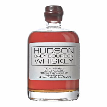 Hudson Baby Bourbon Whiskey (750 ml)