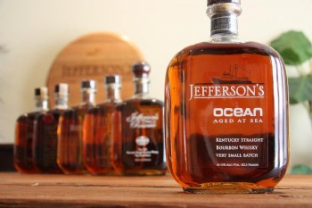 Jeffersons Ocean Voyage Small Batch Bourbon Whiskey