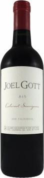 Joel Gott 815 Cabernet Sauvignon  2016