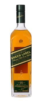 Johnnie Walker Green Label 15 Year Scotch Whisky (750 ml)