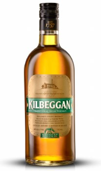 Kilbeggan Traditional Irish Whiskey (750 ml)