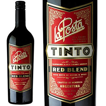 La Posta Tinto Red Blend 2014 (750 ml)