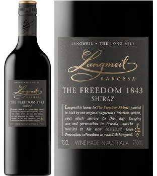 Langmeil The Freedom 1843 Barossa Valley Shiraz 2005 (750 ml)