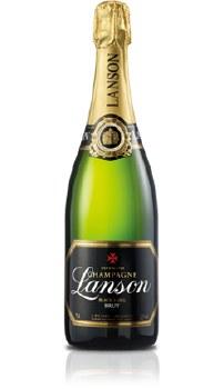 Lanson Black Label Brut Champagne (750 ml)