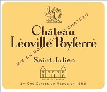 Chateau Leoville Poyferre Saint Julien 2000 (750 ml)