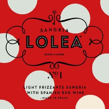 Lolea No. 1 Red Sangria 750 ml