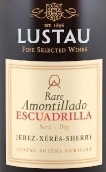 Lustau Rare Amontillado Escuadrilla Dry Sherry