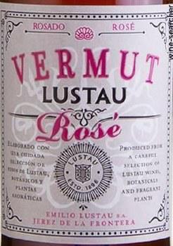 Lustau Vermut Rose Vermouth 750ml