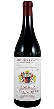 Mascarello Giuseppe Monprivato Barolo 2012 750 ml