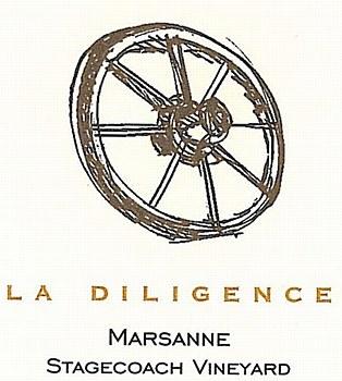 Miner La Diligence Stagecoach Vineyard Marsanne 2011 (750 ml)