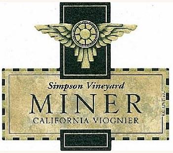 Miner Simpson Vineyard Viognier 2012 (750 ml)