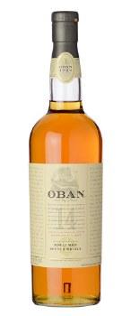 Oban 14 Year Single Malt Scotch Whisky (750 ml)