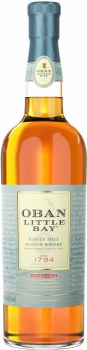 Oban Little Bay Single Malt Scotch Whisky (750 ml)