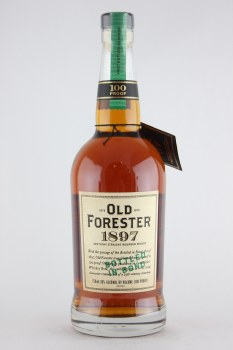 Old Forester 1897 Bottled In Bond Bourbon Whiskey (750 ml)
