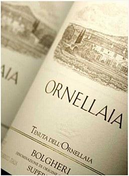 Ornellaia 2008 (3 L Double Magnum) OWC