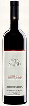 Paolo Scavino Barbera D Alba 2018 750 ml
