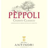 Antinori Peppoli Chianti Classico 2018  (750 ml)