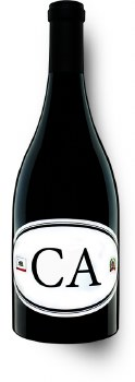 David Phinney's CA Locations Red Blend NV