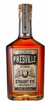 Pikesville 6 Year Straight Rye Whiskey (750 ml)