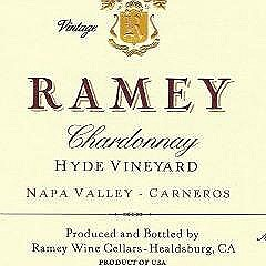 Ramey Hyde Vineyard Chardonnay 2013 (750 ml)