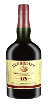 Redbreast 12 Year Single Pot Still Irish Whiskey (750 ml)