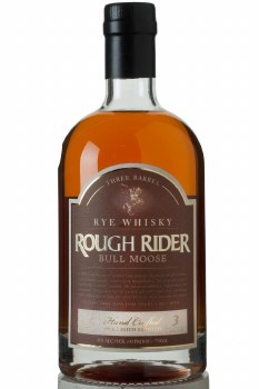 Rough Rider Bull Moose Rye Whiskey (750 ml)
