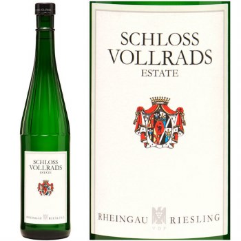 Schloss Vollrads Estate Riesling 2018 750 ml