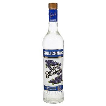 Stoli Blueberi (750 ml)