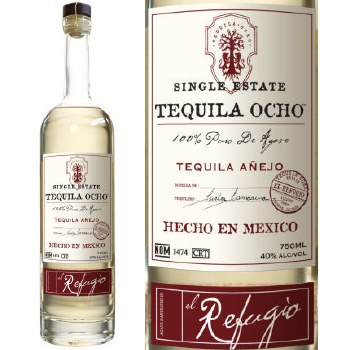 Single Estate Tequila Ocho Anejo 750 ml