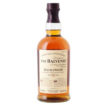 The Balvene 12 Year Double Wood (750ml)