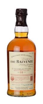 The Balvenie 14 Year Caribbean Cask Single Malt Scotch Whisky (750 ml)