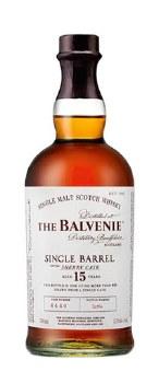 The Balvenie 15 Year Single Barrel Single Malt Scotch Whisky