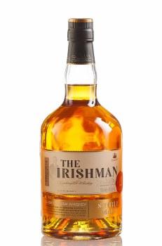 The Irishman Single Malt Small Batch Whiskey