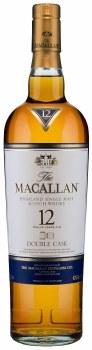 The Macallan 12 Year Double Cask Single Malt Scotch Whisky (750 ml)