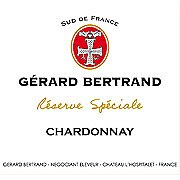 Gerard Bertrand Reserve Speciale Chardonnay 2014 (750 ml)
