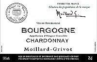 Moillard-Grivot Bourgogne Chardonnay 2014 (750 ml)
